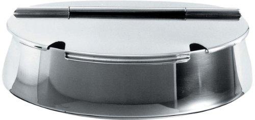 Alessi - 50 - Zuccheriera da bar in acciaio inossidabile 18/10 satinato.
