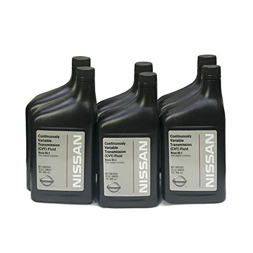 Nissan Genuine OEM NS3 Transmission Fluid - 999MP-CV0NS3-6 Quarts