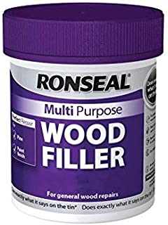 Ronseal rslmpwfw250 g multifunctionele houtvuller tube 250 g - wit