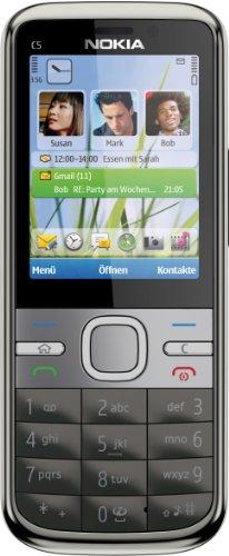 Produktbild Nokia C5 Smartphone (5,6 cm (2,2 Zoll) Display,  Bluetooth,  3