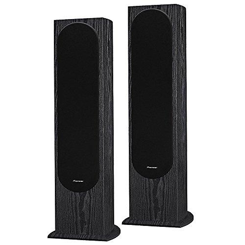 Lowest Price! Pioneer Andrew Jones Designed Floorstanding Loudspeaker Audio Bundle (2-Pack) - SP-FS5...
