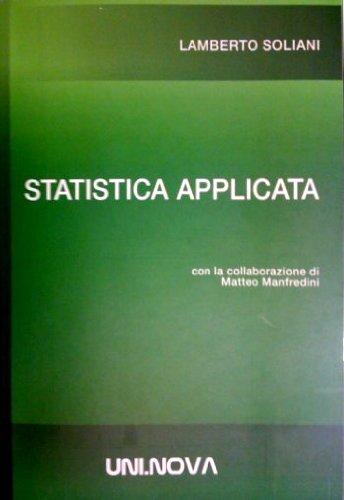 Statistica Applicata