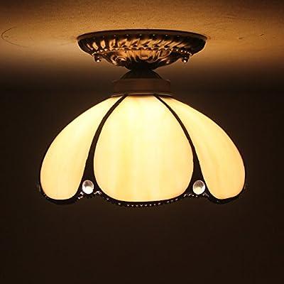 Handel lámpara de techo E27 luces LED 7 Málaga: Amazon.es ...