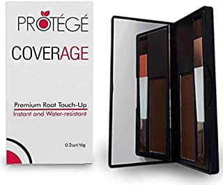 Premium Root Touch Up - CoverAge - Instant Temporary Root Concealer to Cover Up Roots and Greys Between Salon Trips - Wate...
