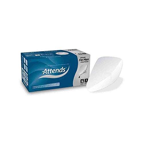 Attends For Men 1, Hygiene-Einlagen für Männer, bei leichter Blasenschwäche, 4x25 St
