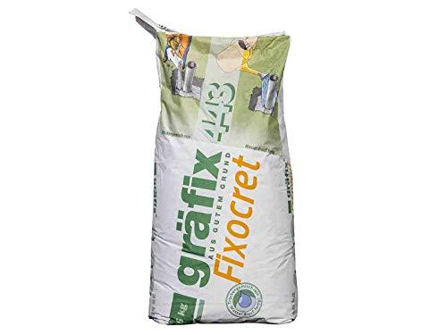 25kg Fixocret Schnellbeton Schnellestrich Beton Fertigbeton Blitzzement Zement