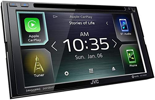 JVC KW-V85BT Car Double DIN Stereo