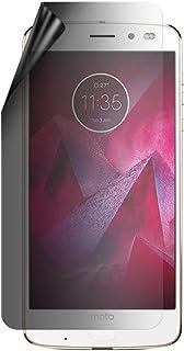 Celicious Privacy Lite 2-vägs anti-bländning anti-spion filter skärmskydd film kompatibel med Motorola Moto Z2 Force Edition