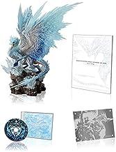 Monster Hunter World: Iceborne Velkhana Figure Statue & Art Book & Sound Truck & Metal Plate Japan Original Limited Box (P...
