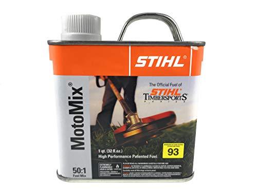 Stihl 7010-871-0203 MotoMix Premixed Fuel 50:1 (1 Quart)