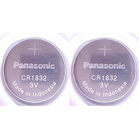 パナソニック(Panasonic)[パナソニック] CR1632 3V リチウム電池 2個