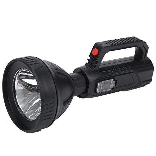 Wosune Luz de antorcha súper Brillante, Linterna para Exteriores Linterna LED súper Brillante para Exteriores, portátil para Acampar Iluminación para Exteriores para Acampar para montañismo