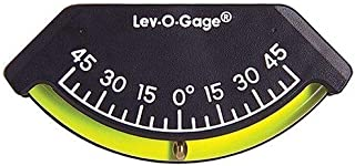Sun Company 201-F Lev-o-gage Inclinometer and Tilt Gauge
