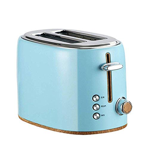 Buy Toaster 2 Slice Toaster, Wide Slot Toaster With 7 Shade Settings And Double Side Baking, Compact...