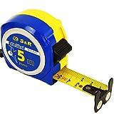 S&R Metro a Nastro - Flessometro Magnetico 5,0 m x 25 mm Professionale...