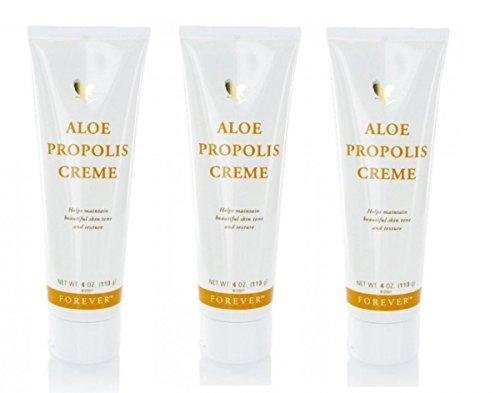 3 Tuben Aloe Propolis Creme