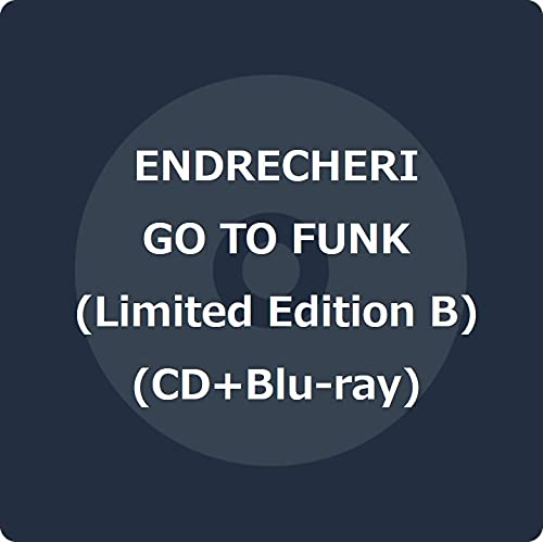 GO TO FUNK (Limited Edition B) (CD+Blu-ray)