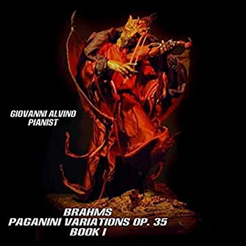 Variations on a Theme by Paganini, Book 2, Op. 35