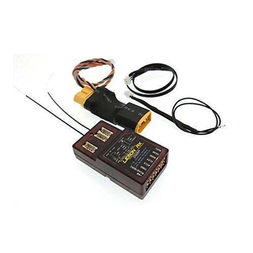 Lemon-RX 7ch. Full-Range DSMX Telemetry System with Sensors LM0052, XT60