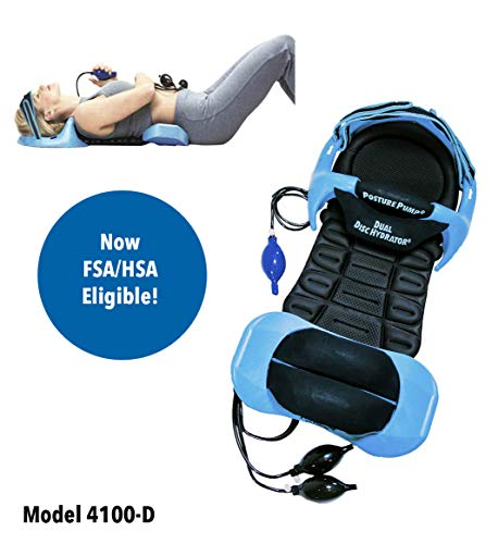 Posture Pump Dual Deluxe Full Spine (Model 4100-D)