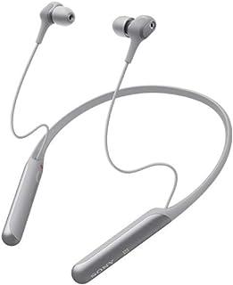 ソニー ワイヤレスノイズキャンセリングイヤホン WI-C600N : Bluetooth対応/ Amazon Alexa搭載 /モデル/apt-x対応 2019年モデル / マイク付き /グレー WI-C600N HM