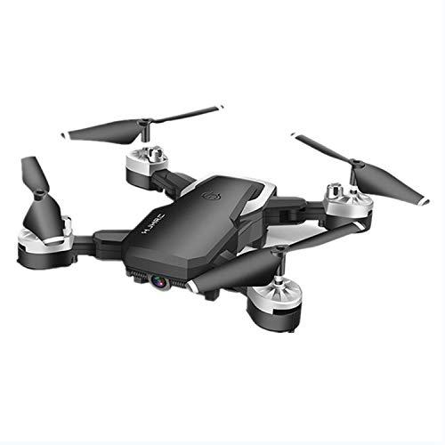Drohne mit Kamera HD, Mini Drohne 1080P 4K Full-HD WiFi FPV Live Übertragung, 40 Minuten längere Flugzeit(2 Akkus), Flugbahnflug/Sprachsteuerung/Gravitationssensor/Gestenfoto/Unterstützung VR Betrieb