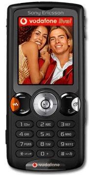 Sony Ericsson W810i Vodafone.