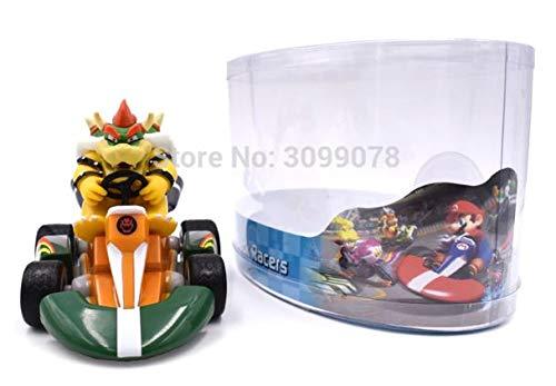 Figura Bowser Kart Super Mario 13cm de la Coleccion de Super Mario Bros