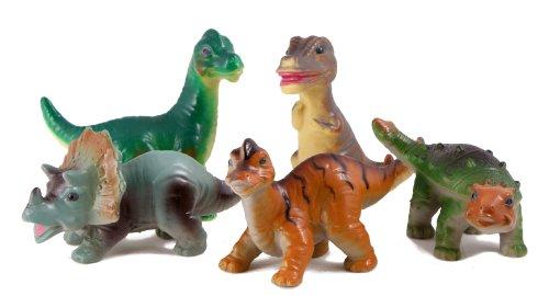 Peterkin - Set de figurines de dinosaures pour bébé