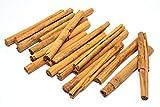 Slofoodgroup Ceylon Cinnamon Sticks - Pure Ceylon Cinnamon Quills 5 Inch Cut Cinnamon Spice from Sri Lanka, True Cinnamon - Cinnamomum Verum, 12 OZ.