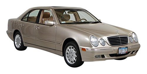 2002 Mercedes Benz E320 4 Door Sedan 32L All Wheel Drive