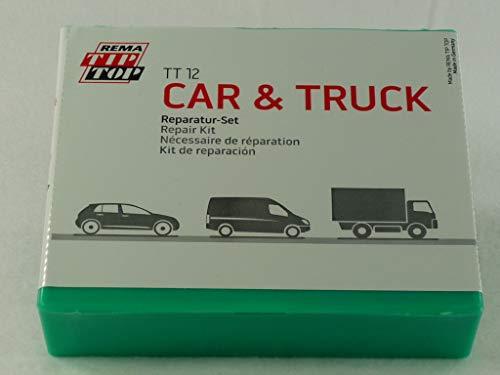 Rema Tip Top Schlauch-Reparatur-Set, Sortiment TT 12 CAR & Truck (506051)