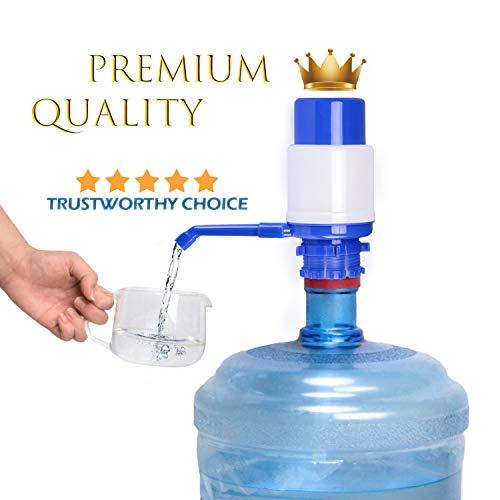 water 5 gallon bottle dispenser - 6