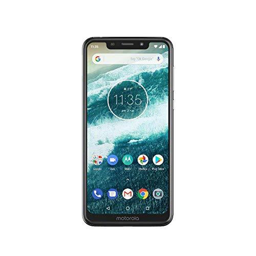 "Motorola one 15 cm (5.9"") 4 GB 64 GB Doppia SIM 4G Bianco 3000 mAh"