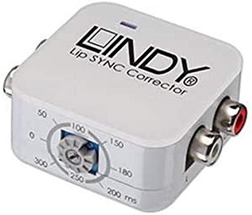LINDY Lippensynchronisationsbox Lip Sync-Box - Verzögerung
