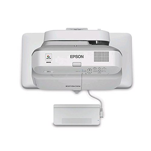 Epson V11H740522 BrightLink 695Wi LCD Projector, White Photo #3