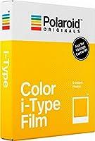 Polaroid Originals Instant Film Color Film for I-TYPE ポラロイドオリジナル I-TYPE用インスタントカラーフィルム [並行輸入品]
