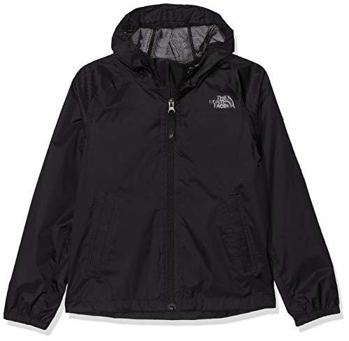 The North Face Kids Boy's Zipline Rain Jacket (Little Kids/Big Kids) TNF Black XS (6 Little Kids)