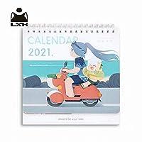羅小黒戦記 2021年分 カレンダー