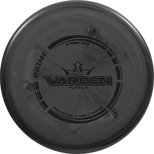 Dynamic Discs Prime Warden Disc Golf Putter   170g Plus