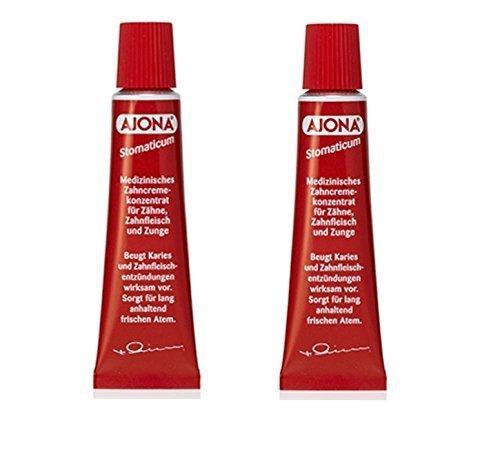 Ajona Stomatikum Toothpaste 25ml by Ajona
