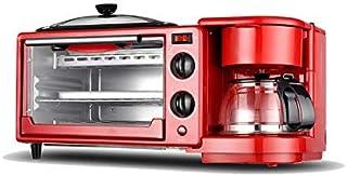 STRAW 3 en 1 Accueil petit déjeuner machine à café Grille-pain Poêle Four électrique machine à pain