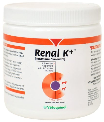 Top 10 best selling list for potassium gluconate supplements for cats