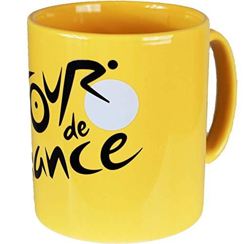 Le Tour de France Mug Maillot Jaune de Cyclisme - Collection Officielle