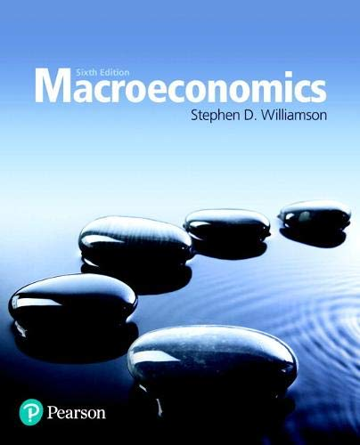 Macroeconomics (The Pearson Series In Economics)