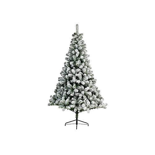 Kaemingk - Albero di Natale Snowy Imperial Pine 180 cm - Kaemingk-680951