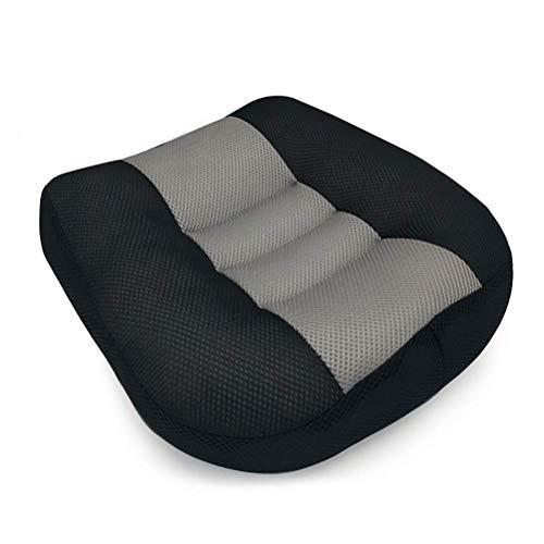 TWL LTD Autositz-Stützkissen, Sitzmatte für Ischias-Entlastung Entspannen Sie Sich Tröster-Kissen mit Griff-Sitzauflage Verbessern Sie Haltung zu Hause, Bürostühle, Rollstuhl Oder Auto, d, b