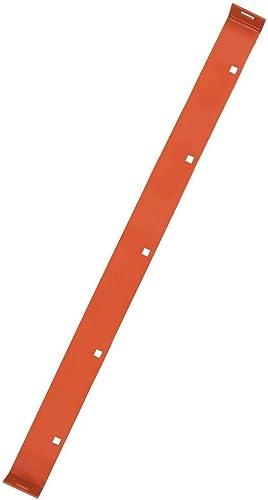 Stens 780-004 Scraper Bar, 27-1/2in L, Replaces Ariens 04145959, Orange