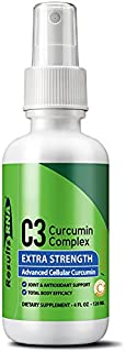 Results RNA C3 Curcumin Complex | Extra Strength Joint Spray for Joint & Muscle Support (2 oz)