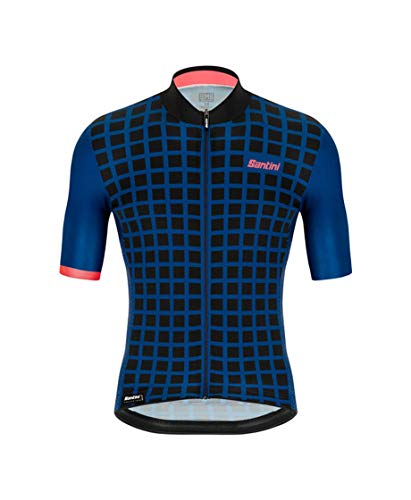 Santini fietskleding heren shirt Mito Grido